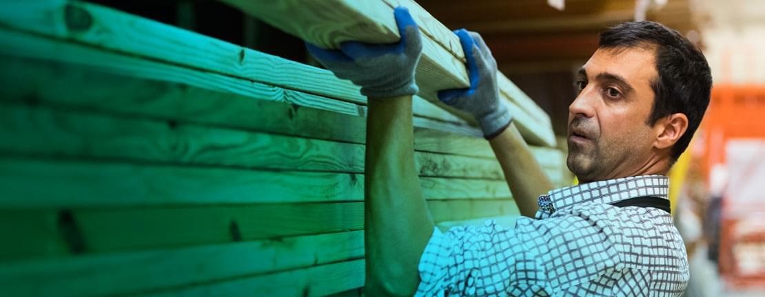 Holzhandel FSC PEFC